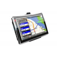 Buy cheap 5 Inch 1GHZ GPS Navigators For Android 4.0 With 10m Position Accuracy, TF Card Slot from wholesalers