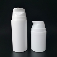 Buy cheap PP Airless Lotion Pump Bottles 30ml Airless Cosmetic Containers product