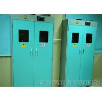 Buy cheap Toughened Safety Glass Laboratory Storage Cabinets , Gas Cylinder Corrosive Storage Cabinets from wholesalers