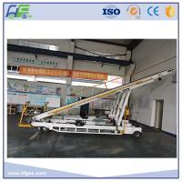 Buy cheap Diesel Engine Conveyor Belt Vehicle , Aircraft Belt Loaders GB - 3 / GB - 4 Standard product