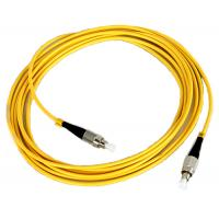 FC Fiber Optic Patch Cord Low insertion loss high return loss