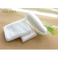 Soft Comfortable Cotton Hotel Face Towel Anti Bacteria Plain Standard Textile Towels