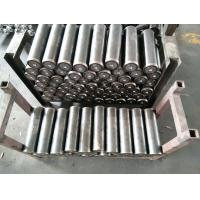 Buy cheap CK45 Hard Chrome Plated Shaft , Induction Hardened Rod With Nice Surface product
