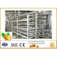 Buy cheap Concentrated Pineapple Juice Processing Line CFM-B-02-05T CE Certification from wholesalers