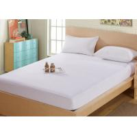 Buy cheap Coral Fleece Polyurethane Mattress Cover Bed Wetting , Eco Friendly from wholesalers