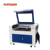 Buy cheap 6040 60w 80w co2 laser engraving cutting machine for wood acrylic -Hanten laser from wholesalers