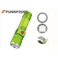 Outdoor Portable CREE XM-L T6 LED Torch Handheld with 5 ...