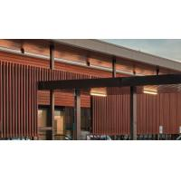 Buy cheap WPC pellets WPC Exterior Wall Panel composit wood Ceiling for Interior decoration from wholesalers