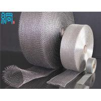 Buy cheap Knitted wire mesh with interlocking loop construction for Filter Elements from wholesalers