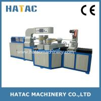 Buy cheap Servo Controlled Spiral Paper Tube Making Machine,Automatiac Paper Core Making Machinery from wholesalers