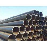Buy cheap ASTM X56 , X65 , X70 Round ERW Welding Pipes For Gas Line , OD 100mm / 200mm  from wholesalers