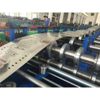 Buy cheap Automatic Adjustable Size Cable Tray Roll Forming Machine With Hydraulic Punching from wholesalers