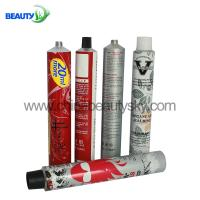 Buy cheap Cosmetic Packaging Tubes  Aluminum Collapsible Tube for  Hair Color Tubes with Screw Caps, 100ml from wholesalers