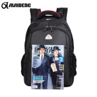 Buy cheap Cool Man Laptop Travel Backpack / Anti Theft 17 Inch Laptop Backpack from wholesalers