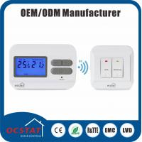 Buy cheap Digital HVAC RF Thermostat 868MHZ Radio Frequency Thermostat For Air Conditioning System from wholesalers
