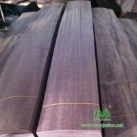Buy cheap Laminate wooden flooring with black walnut veneer sheets used for decorating the house from wholesalers