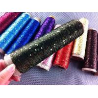 Buy cheap Polyester Sequin Yarn for Knitting from wholesalers