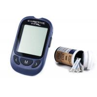 Buy cheap EXACTIVE Blood Glucose Meter with 50 FREE Silver Glucose Test Strips from wholesalers