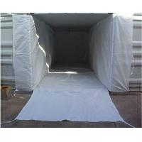 Buy cheap 40ft Sea Shipping Container Liner Bags Water Resistant ISO Approved from wholesalers