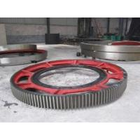 Buy cheap Large Spur Gear Wheel Forging Pinion Gear for Ball Mill from wholesalers