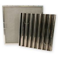 Buy cheap Stainless Steel Kitchen Baffle Oil Filter from wholesalers
