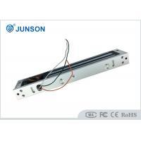 600lbs Commercial Magnetic Door Locks , Single Door Magnetic with Door Sensor-JS-280SLD