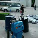 Buy cheap CNMC 2600 polyurethane pu spray coating  equipment insulation machine from wholesalers