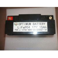 Buy cheap 12V 15AH Lithium Iron Phosphate Batteries for electric golf trolley  from wholesalers