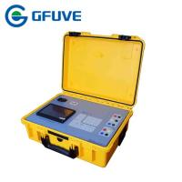 Buy cheap 20A 500v portable 3 phase AC power calibrator with voltage source and current source from wholesalers