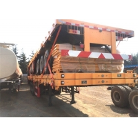 Buy cheap 2 Axles 3 Axles 4 Axles 20ft 40ft Shipping Container Trailer from wholesalers