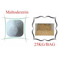 Buy cheap White / Light Yellow Shadow Maltodextrin Food Additive / Concrete Admixture from wholesalers