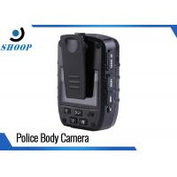 Buy cheap 8 Hours Infrared Body Camera Recorder , 16G Police Night Vision Body Camera from wholesalers