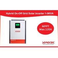 Buy cheap 1KVA to 5KVA Solar Power Inverters , solar grid inverter with Energy Storage from wholesalers