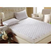Buy cheap Waterproof Hypoallergenic Bed Cover Super Soft  Mattress Pad from wholesalers