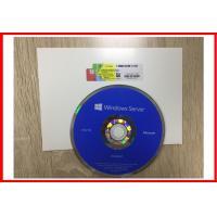 Buy cheap Microsoft Windows Server 2012 R2 Standard DVD OEM COA 5 Cals OEM Box product