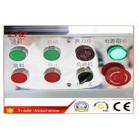 Buy cheap Easy Operate Notching Cutting Machine For Acrylic Channel Letter 1.2kW from wholesalers