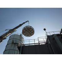 Buy cheap Safety Glass Fused To Steel Tanks , Juice Processing Waste Water Treatment Tank product