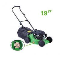 Buy cheap 19 Garden Cutting Machine 4HP Hand Push Steel Lawn Mower CE Approved from wholesalers