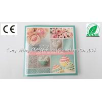 Buy cheap Festival Customized Musical Greeting Card , lovely music birthday card from wholesalers