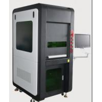 Buy cheap Enclosed UV Laser Marking Machine For Glass PCB Cell Phone IC Ceramic from wholesalers