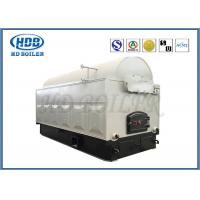 Buy cheap Environmentally Friendly Biomass Fuel Wood Chip Steam Boiler Natural Circulation from wholesalers