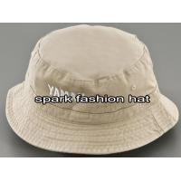 Buy cheap Wholesale Cotton Twill Custom Bucket Hat With Embroidered Logo from wholesalers