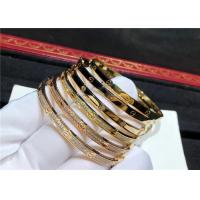 Buy cheap Unisex Cartier Love Bracelet Customization Available from wholesalers