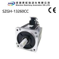 Buy cheap EncoderCE Approval 2.6KW 10.0NM Rated Speed 2500  CNC Servo Motor from wholesalers