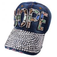 Buy cheap Wholesale  brand new and high quality Punk Cool Baseball Cap for Women&men Jean Sport from wholesalers