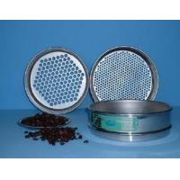 Buy cheap Precision Frame Stainless Steel Fine Mesh Sieve , Wire Cloth Sieves Easy To Clean from wholesalers