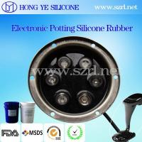 Buy cheap heat conductive electronic potting compound/silicone rubber for power lower price from wholesalers
