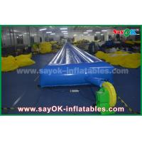 Buy cheap Customized Outdoor Inflatable Sports Games Inflatable Runway  for Kids from wholesalers
