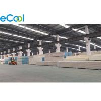 Buy cheap Walk In Cooler Panel Insulation Materials PUF/PUR Core Machine Produced Evenly Foam from wholesalers