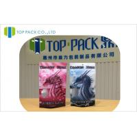 Buy cheap Resealable PET Herbal Incense Bags Smell Proof Zippered Pouch Custom Logo Printable product